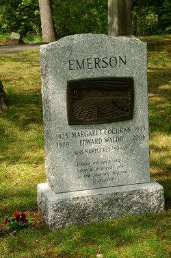 Margaret <i>Cochran</i> Emerson