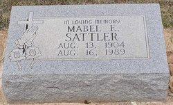 Mabel Effie <i>McKnight</i> Boyle Haston Sattler