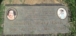 Camille Mary Beck