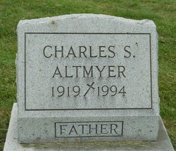Charles S Altmyer