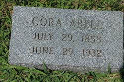 Cora <i>Fisher</i> Abell