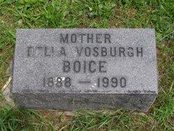 Della <i>Vosburgh</i> Boice