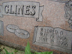 Mildred Dolores <i>Wilson</i> Glines