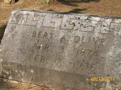 Bert Augustas Olive