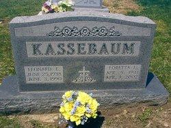 Leonard E. Kassebaum