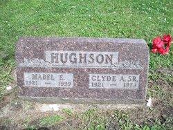 Mabel Ernestine <i>Kinsel</i> Hughson