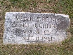 Melzie Virginia <i>Porter</i> McLaughlin