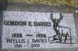 Gordon Eugene Davies
