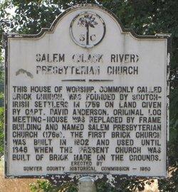 Salem Black River Cemetery
