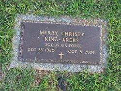Merry Christy <i>Harding</i> Akers