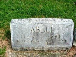Grace Maude <i>Forbes</i> Abell