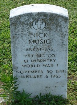 James Nicholas Nick Music