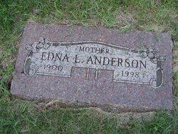Edna Linnea <i>Beckstrom</i> Anderson