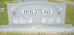 Lucille <i>Hennen</i> Holstead