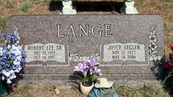 Joyce Lea <i>Segler</i> Lange