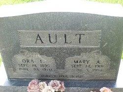 Mary Almyra <i>Bullimore</i> Ault