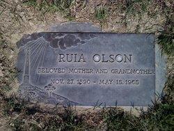 Ruia <i>Tiffany</i> Olson