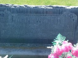 Mary Elizabeth <i>Turner</i> Farnsworth