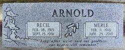 Recil Arnold