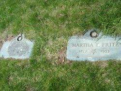 Martha E Fritz