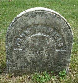 John Daniels, Jr