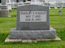 Charley E. Rideout