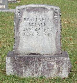 Beaulah Linnie <i>Dupree</i> McLane