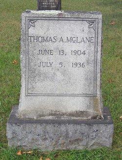 Thomas Allen McLane