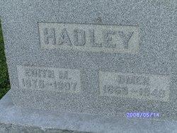 Omer Hadley