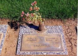 Noble Ward Bud Ballinger