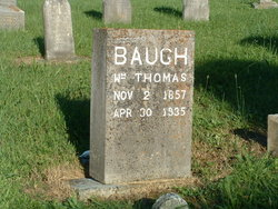 William Thomas Baugh