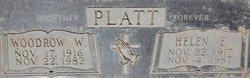 Helen E Platt