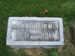 Sarah Elvira <i>Dodge</i> Irwin