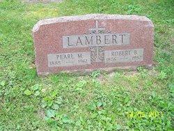 Pearl M Lambert