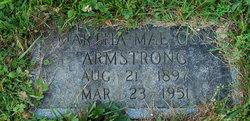 MARTHA MAE <i>COX</i> ARMSTRONG