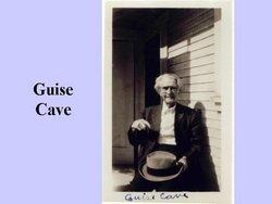 Gaius Cave