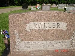 Rebecca Ann <i>Bledsoe</i> Roller