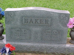 Orel P. Baker