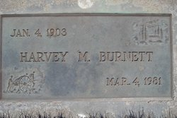 Harvey Matthew Burnett