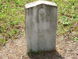 Pvt John T. Allen