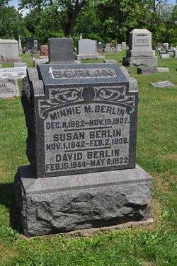 Minnie M Berlin