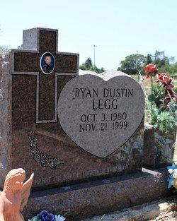 Ryan Dustin Dusty Legg