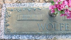 Billy G Wolfe