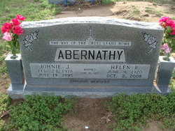 Helen Ruth <i>Fisk</i> Abernathy