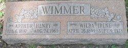 Wilda Irene <i>Wehrly</i> Myers