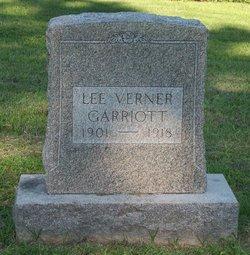 Lee Verner Garriott