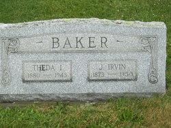 J. Irvin Baker