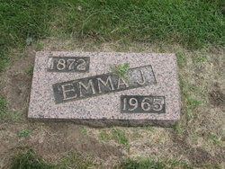 Emma Jane <i>Yowell</i> Baker