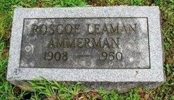 Roscoe Leaman Ammerman