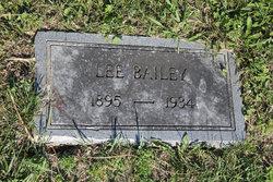 Lee Bailey